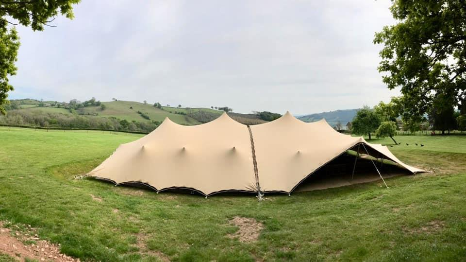 1 stretch tent brecon may 2019